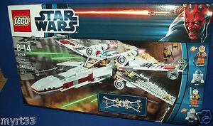 LEGO 9493 STAR WARS - X-WING STARFIGHTER Retired NEW in BOX sealed 673419167864 | eBay