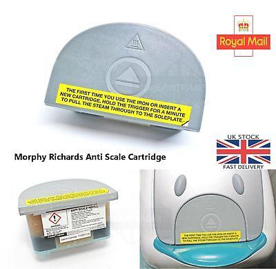 Morphy Richards Anti Scala Cartuccia 011331 per adattarsi modello 333007