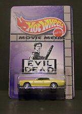 "Custom HotWheels The Raimi Sedan and package of  ""Movie Metal""  from  EVIL DEAD"