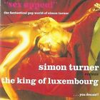 Sex Appeal by Simon Fisher Turner/King of Luxembourg (CD, Oct-2003, Cherry Red)