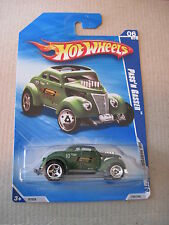 Hot Wheels Hot Wheels Gasser Green