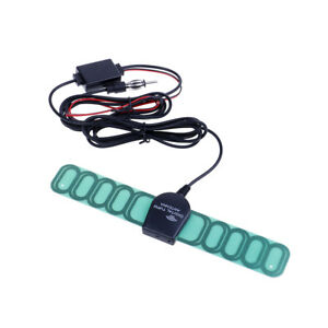 Car-AM-FM-TV-radio-digital-antenna-aerial-signal-AMP-amplifier-booster-PCRITC-rd