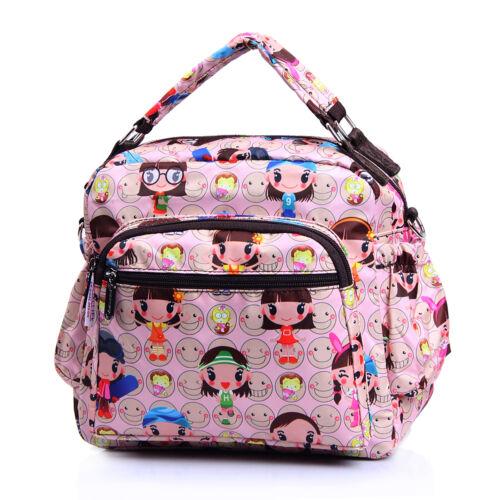 Women Messenger Shoulder Satchel Cross Body Lunch Bag Shopping Tote Handbag pack
