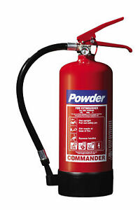 NEW-3-KG-DRY-POWDER-FIRE-EXTINGUISHER-FOR-HOME-OFFICE-CAR