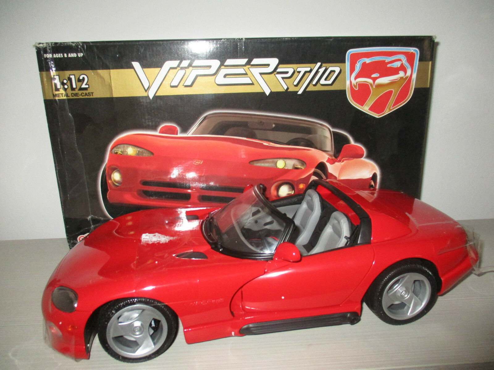 VIPER VIPER VIPER RT/10 ANSON SCALA 1:12 3d2bfa