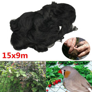 30-039-x-50-039-Anti-Bird-Netting-Poultry-Garden-Fruit-Plant-Aviary-Game-Net-2-039-039-Mesh