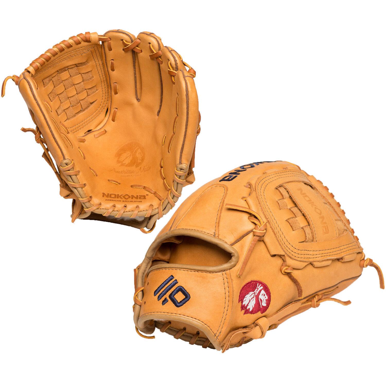 Nokona Supersoft 12 Inch XFT-1200-TN Baseball Glove