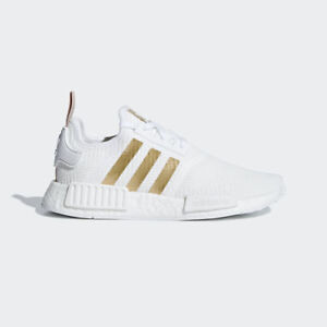 B37650 W Au Us Gold New Adidas Nmd About 8 Womens Takse White Details 5 Original R1 gb7y6Yf
