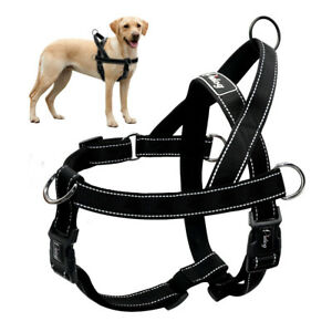 Reflective No Pull Large Dog Harness for Walking Lador Pitbull ...