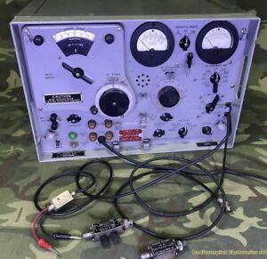 Signal Generator U.S. Army SG-12A/U