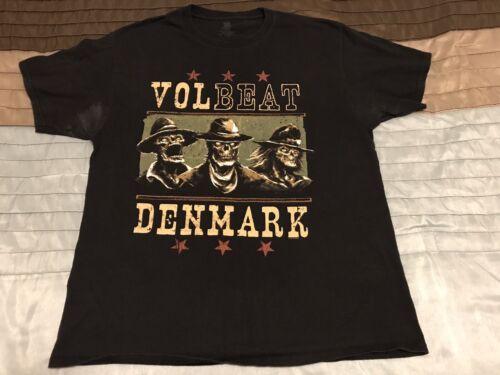 Volbeat T Shirt Size Large