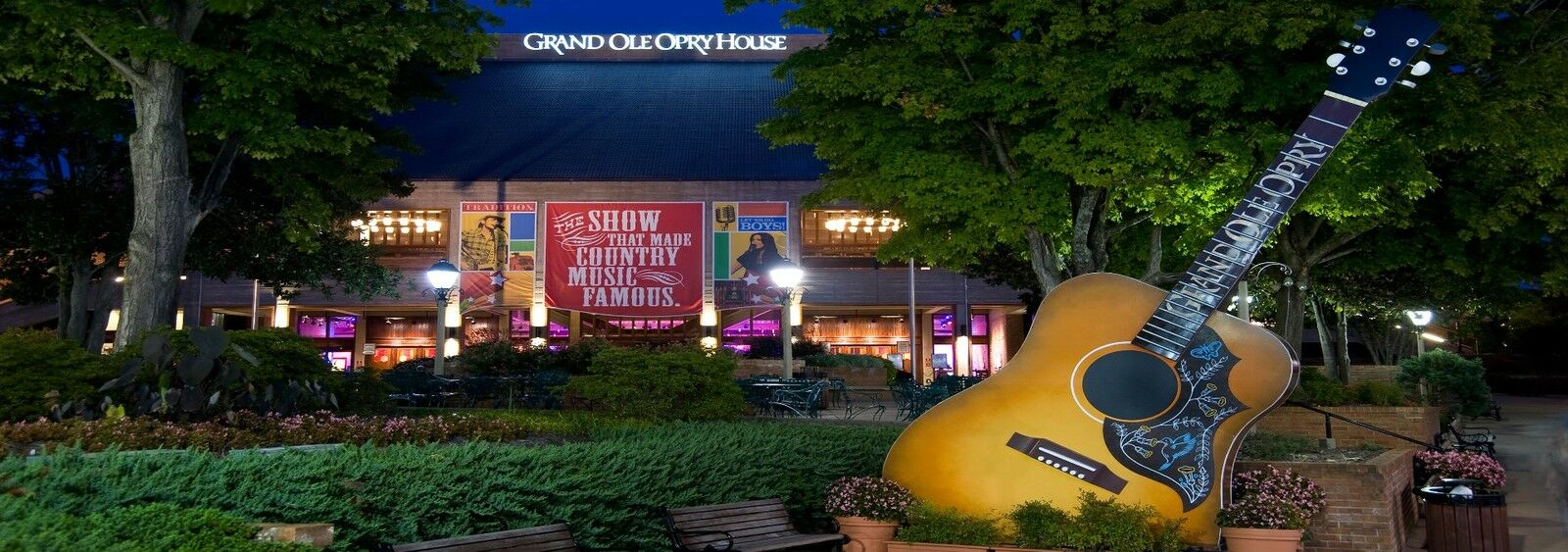 Grand Ole Opry with Terri Clark, Charlie Daniels Band, and more