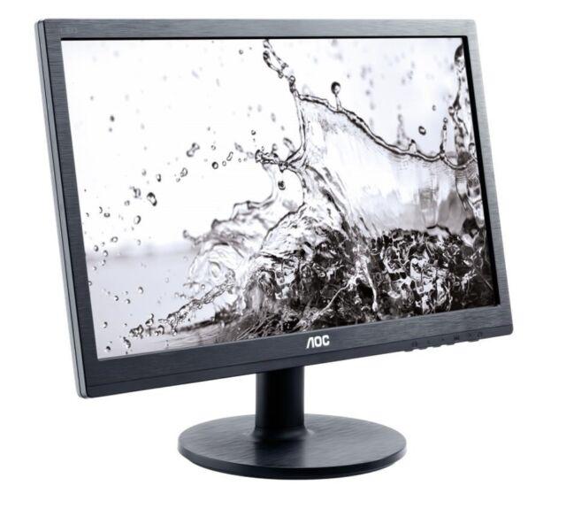 AOC M2060SWDA2 19.5 pouce MONITEUR - full hd 1080p,5ms