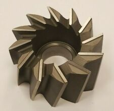 "MOON CUTTER Co 3-1//2/"" x 2/"" Straight 12 Teeth Shell End Mill #8B-B0158"