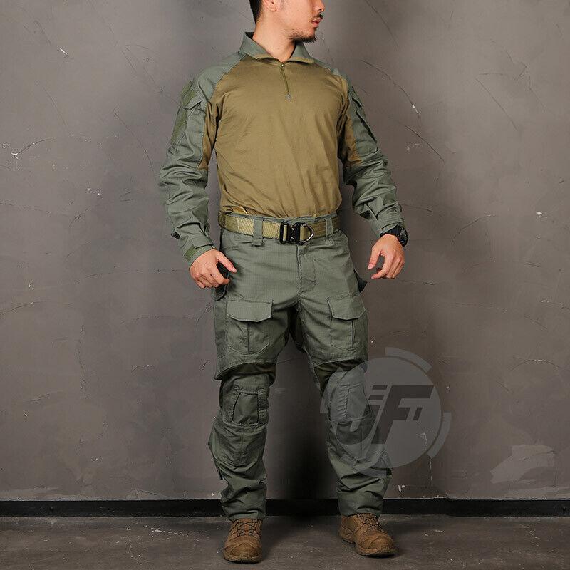 Emerson G3 BDU Combat Uniform Tactical Gen3 Solid Farbe Apparel Shirt & Pants