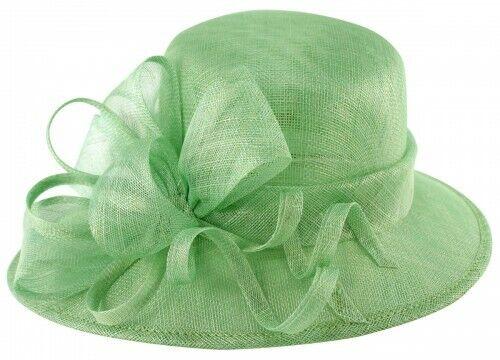 Hawkins Collection Asymmetrical Wedding Hat