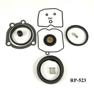 Carburetor Rebuild Kit For Keihin CV Type 1990-Up Harley Davidson XL 883 1200 US