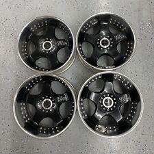 Garson Deep Racing 3 Piece Wheels 19 6x1397 6x55 Work Ssr Weds Vip Car Jdm