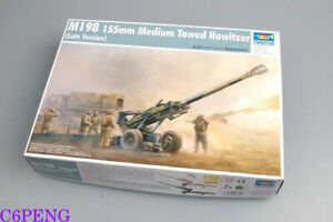 Trumpeter-02319-1-35-M198-155mm-Medium-Howitzer-Late-Hot