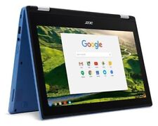 "Acer CB5-132T-C18Y Chromebook 11.6"" FHD Touchscreen Celeron N3060 1.60GHz 4GB"