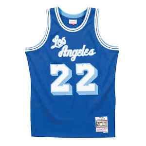 e5522b9b513 Image is loading Los-Angeles-Lakers-Elgin-Baylor-Road-Throwback-Swingman-