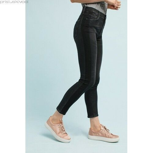 Humanity Anthropologie Citizens rise Jeans Shadow 31 Skinny Crop Of Rocket High TwAEwFq