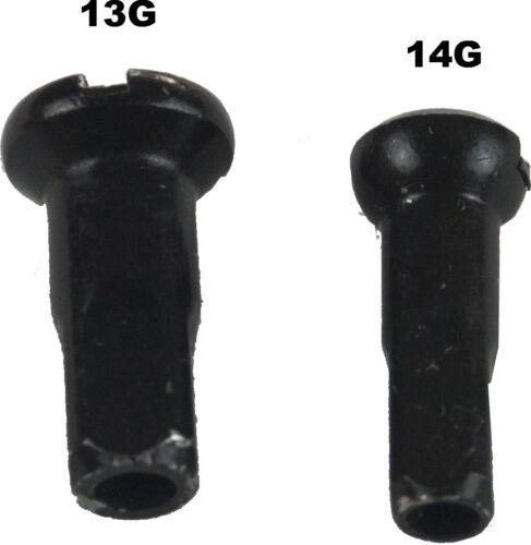 10 LAITON Reduzier rayons mamelons SAPIM 14 mm 2,34 Mm Filetage Noir 14 g