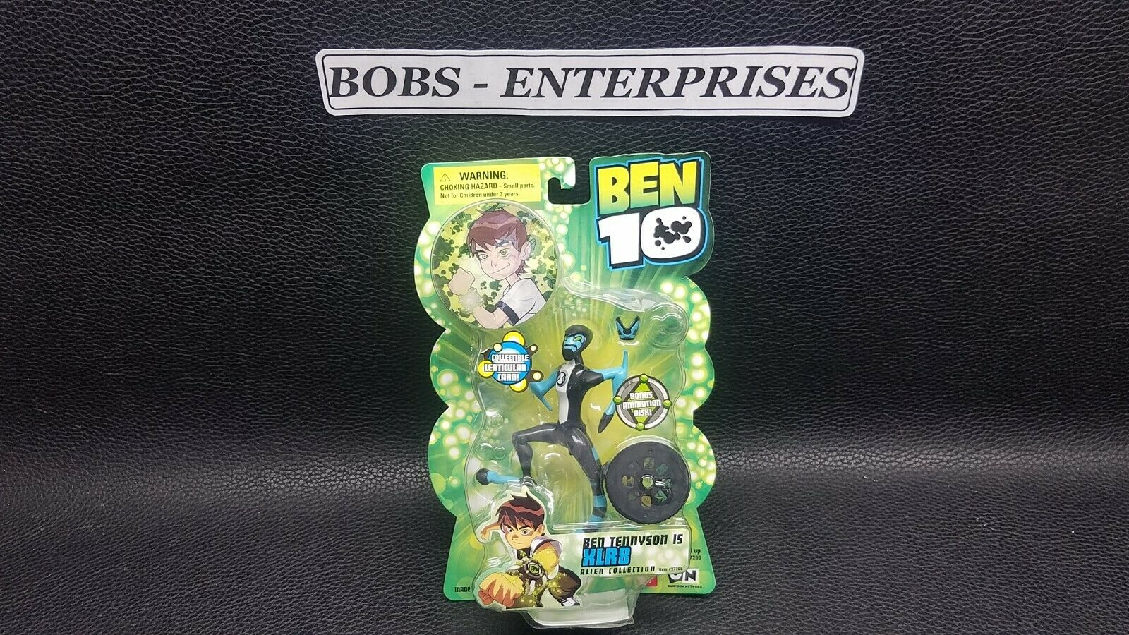 Ben 10 Alien samling Series 1 XLR8 Action Figur bt -65