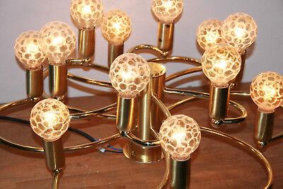 Mutig Xl 12 Flammig Sciolari Cosack Design Sputnik Spider Mid Century Flush Mount Erfrischend Und Wohltuend FüR Die Augen
