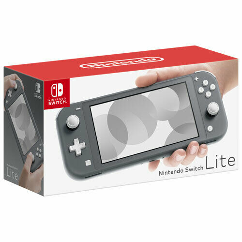 Nintendo Switch Lite - Gray Grey HDHSGAZAA Brand New in Box Free Shipping