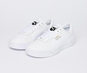 PUMA NEW Women's shoes CALI WNS 36915501 White Sneakers Authentic