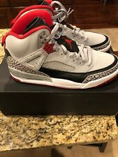 494ec536908 item 4 Nike Air Jordan Spizike Retro VI Grey Red Black 315371-003 Size 10.5 Mens  Shoes -Nike Air Jordan Spizike Retro VI Grey Red Black 315371-003 Size 10.5  ...