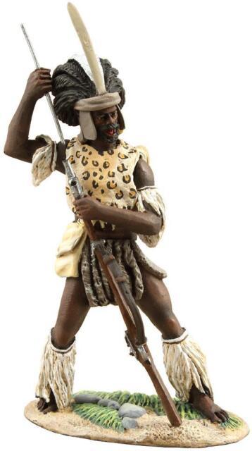 BRITAINS SOLDIERS 20111 - Zulu uThulwana Loading Flintlock Musket No.1