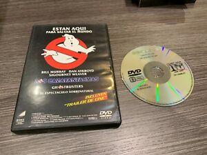 Ghostbusters 1 DVD Bill Murray Dan Aykroyd Sigourney Weaver
