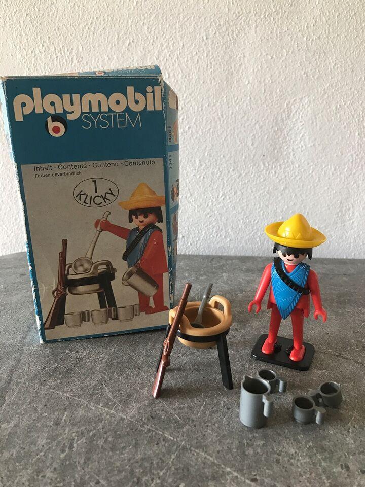 Playmobil, Vintage Playmobil sæt (3315, 3344