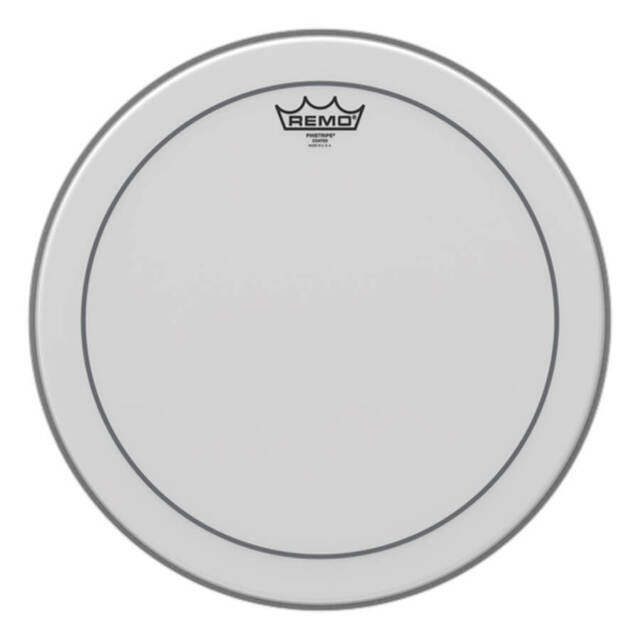 """Remo PS-0116-00 Pinstripe Coated Drum Head, 16"""""""