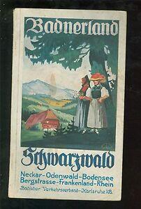 Mon ChéRi Badnerland Forêt-noire-afficher Le Titre D'origine Pour Convenir à La Commodité Des Gens