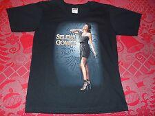 Selena Gomez A Year Without Rain Tour 2010-2011 T-Shirt Youth Juniors Medium
