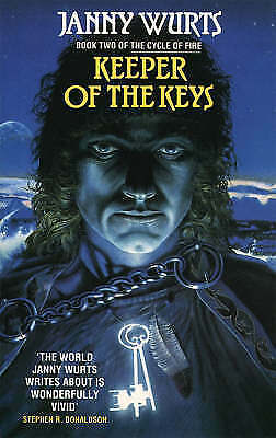 1 of 1 - Keeper of the Keys, Wurts, Janny, Very Good Book