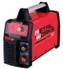 Metalworks Premium Tek 160 220V Soldador Inverter - Rojo