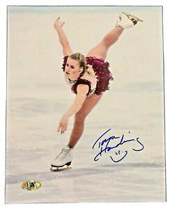 TONYA-HARDING-Original-Signed-Autographed-8X10-FIGURE-SKATING-Photo-COA-Authen