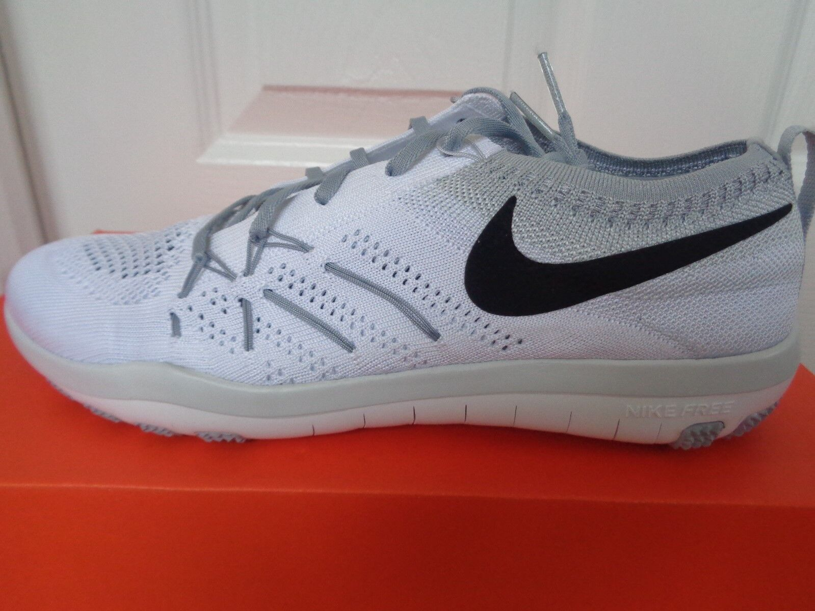 2caff9d940 Nike free TR Focus flyknit womens trainers 844817 100 eu 40 us 8.5 NEW+BOX