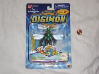 Digimon Action Feature Stingmon Figure With Wing Popping Action Season 2 Toy