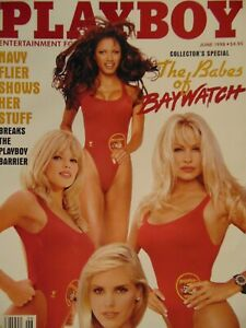 Playboy-June-1998-Collector-039-s-ed-Pamela-Anderson-Maria-Luisa-Gil-1638