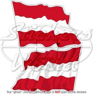 AUSTRIAN-Flying-Flag-AUSTRIA-Bumper-Stickers-75mm-3-034