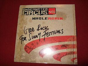 CD-Single Underwater Circus, Whole again - <span itemprop=availableAtOrFrom>Merzig, Deutschland</span> - CD-Single Underwater Circus, Whole again - Merzig, Deutschland