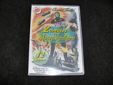 ZOMBIES OF THE STRATOSPHERE CLIFFHANGER SERIAL 12  CHAPTERS 2 DVDS