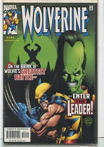 Wolverine-144-NM-Enter-The-Leader-Marvel-Comics-CBX1Y