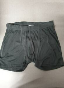 Dutch-Army-Surplus-Mens-Grey-Boxer-Shorts-Briefs-Shorts-Underwear-Pants-Soldier