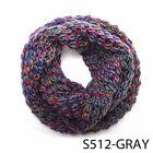 New Women Super Soft Infinity Scarf Wrap Shawl Winter Warm Cozy Loop Scarves